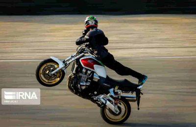 مسابقات موتورسواری ۱۷ استان کشور در ایلام برگزار می شود