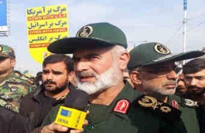 کشف محموله سلاح جنگی در خوزستان توسط سربازان گمنام قرارگاه کربلا