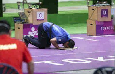 المپیک توکیو؛ فروغی : مغرضانی که ناجوانمردانه قضاوتم کردند را نمی بخشم