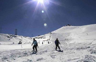 کوهرنگ؛ بهشت سفید ایران