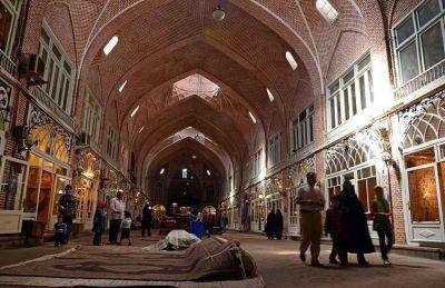 بازار تاریخی تبریز یادگاری پویا از تجارت روزگاران قدیم