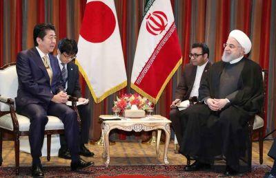 گزارش کیودو از تمایل نخست وزیر ژاپن برای سفر به تهران