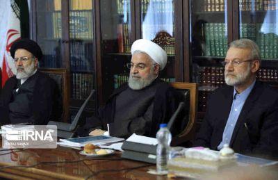 در جلسه شورای عالی هماهنگی اقتصادی به ریاست روحانی؛ اختیارات بانک مرکزی در خصوص مدیریت بازار ارز تمدید شد