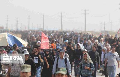 سه میلیون زائر اربعین از مرزهای چهارگانه تردد کردند