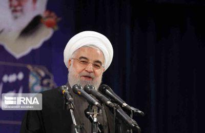 روحانی: امیدواریم انتخابات ۱۴۰۰ الکترونیکی برگزار شود