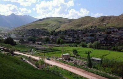 شبکه گاز به روستای تاریخی سرابکلان سیروان متصل می شود