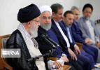 «اقتصاد» و «فرهنگ» محور اصلی بیانات رهبر انقلاب در دیدار با اعضای هیات دولت