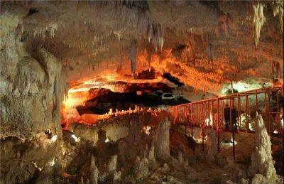 غار «کتله خور»، جلوه شکوهمند شگفتی و زیبایی