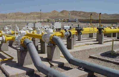 ۸۰۰ واحد صنعتی ایلام از گاز طبیعی استفاده میکنند