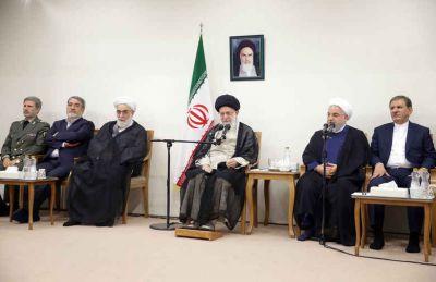 رهبر انقلاب اسلامی در دیدار با اعضای هیأت دولت/ توجه به بنگاههای متوسط و کوچک رکن اصلی اقتصاد مقاومتی است