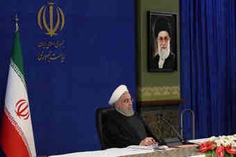 در آیین بهره برداری از طرحهای وزارت صمت؛ روحانی: آنچه از آمریکا می خواهیم عمل به قانون و اجرای تعهدات است