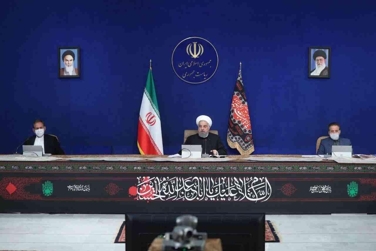 روحانی: اولویت دولت آموزش حضوری با رعایت پروتکلهای بهداشتی است