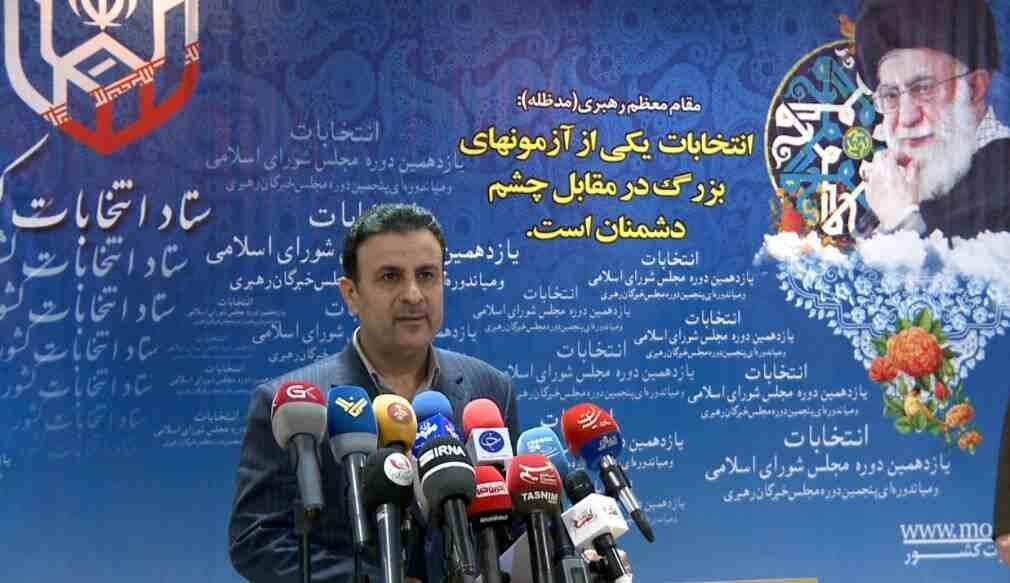 دبیر ستاد انتخابات کشور: تبلیغات نامزدهای دور دوم انتخابات مجلس از فردا آغاز میشود