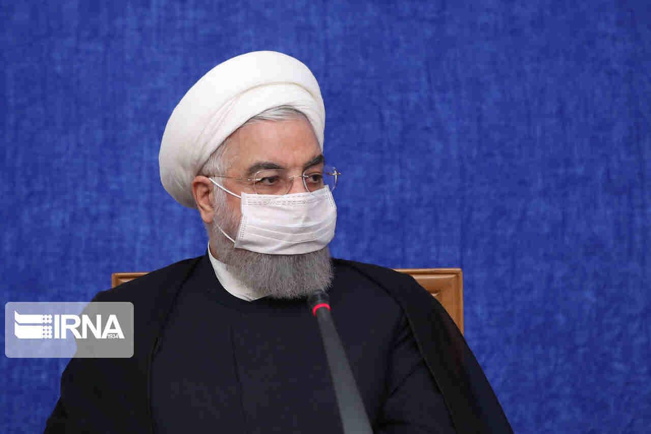 در جلسه ستاد هماهنگی اقتصادی دولت؛ روحانی: دولت تلاش میکند کشور در حوزههای راهبردی دچار مضیقه نشود
