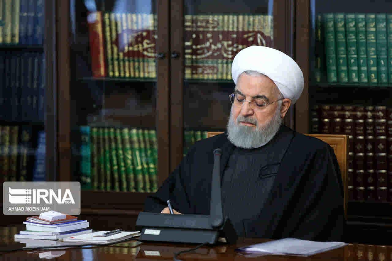 ضمن ابراز تاسف از حادثه خشونت خانگی در تالش؛ روحانی دستور تسریع در رسیدگی به لوایح منع خشونت را صادر کرد
