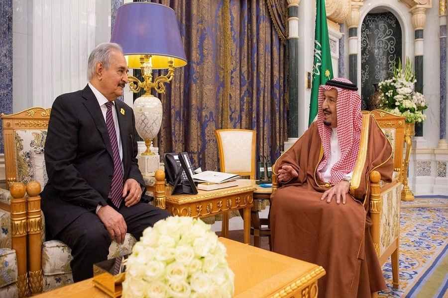اندیشکده انگلیسی چتم هاووس؛ حمایت مالی حفتر توسط عربستان تا چه زمان ادامه خواهد داشت