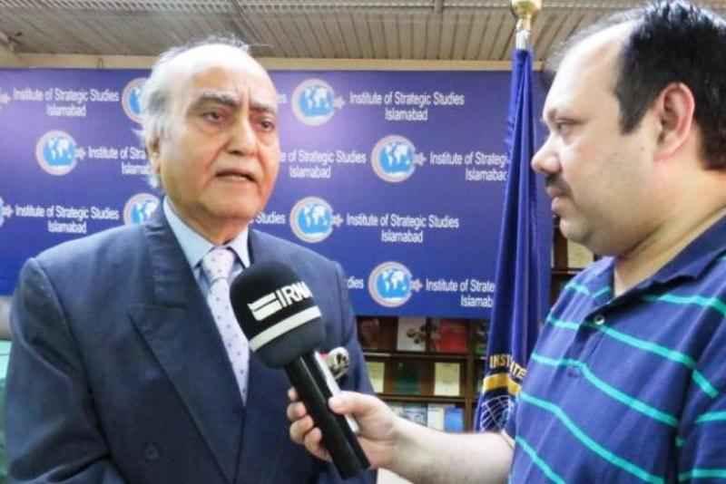 تهران و اسلام آباد مصمم به همکاری برای ثبات منطقه ای هستند