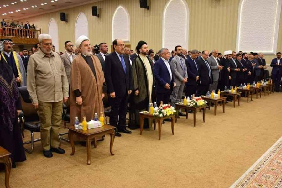 تاکید رهبران عراق بر پایبندی آمریکا به برجام برای پایان بحران در منطقه