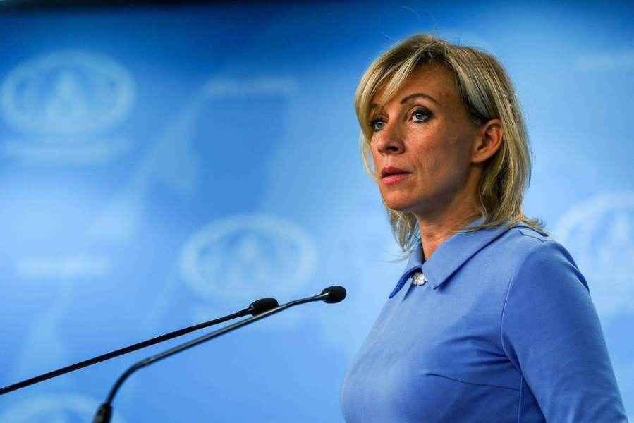 زاخارووا:مواضع روسیه درباره ایران پس ازسفر پمپئو تغییر نکرده است