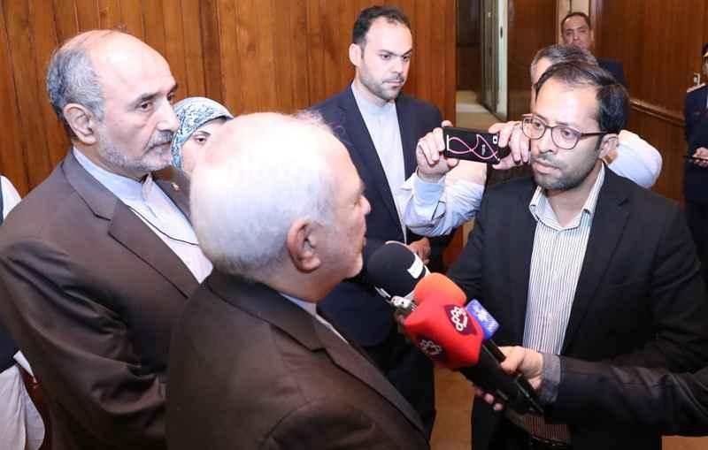 ظریف: ترامپ نه تاریخ می داند و نه ایرانیان را می شناسد