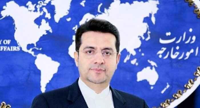 سخنگوی وزارت امور خارجه: هیچ گفت وگوی مستقیم یا غیرمستقیمی بین ایران و آمریکا وجود ندارد