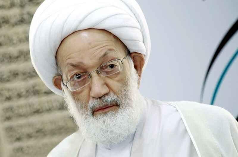رهبر شیعیان بحرین: راهپیمایی روز قدس همایش عزت مسلمانان است