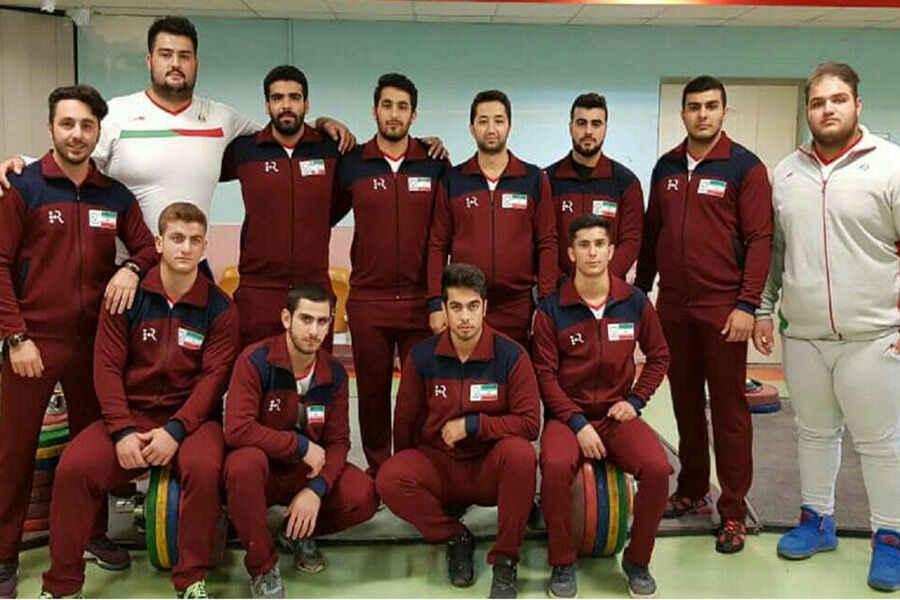 ایران قهرمان وزنهبرداری جوانان جهان شد