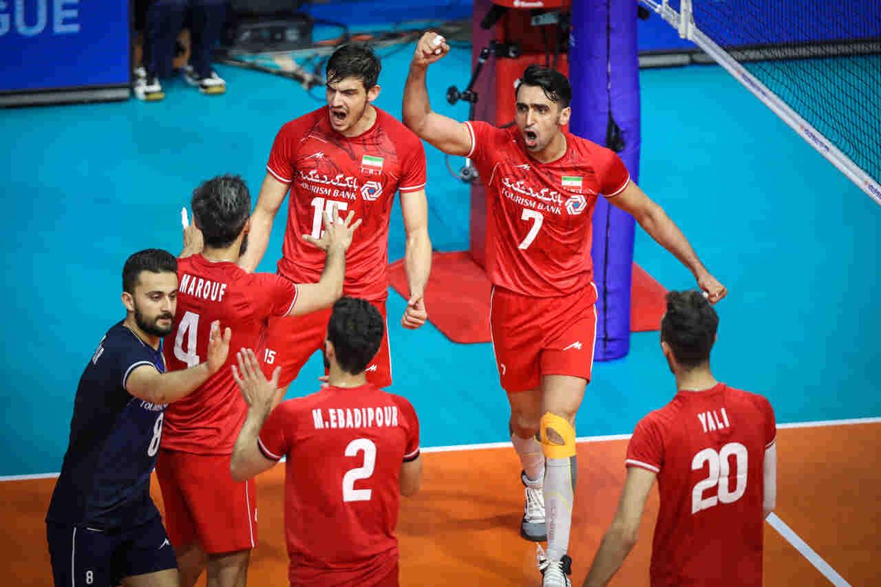 ژاپن قربانی جدید والیبال ایران