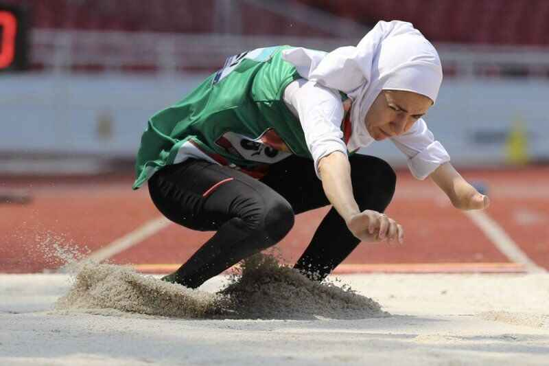 ورزشکار پارالمپیکی که مدال برنزش، نقره شد: خواب می بینم