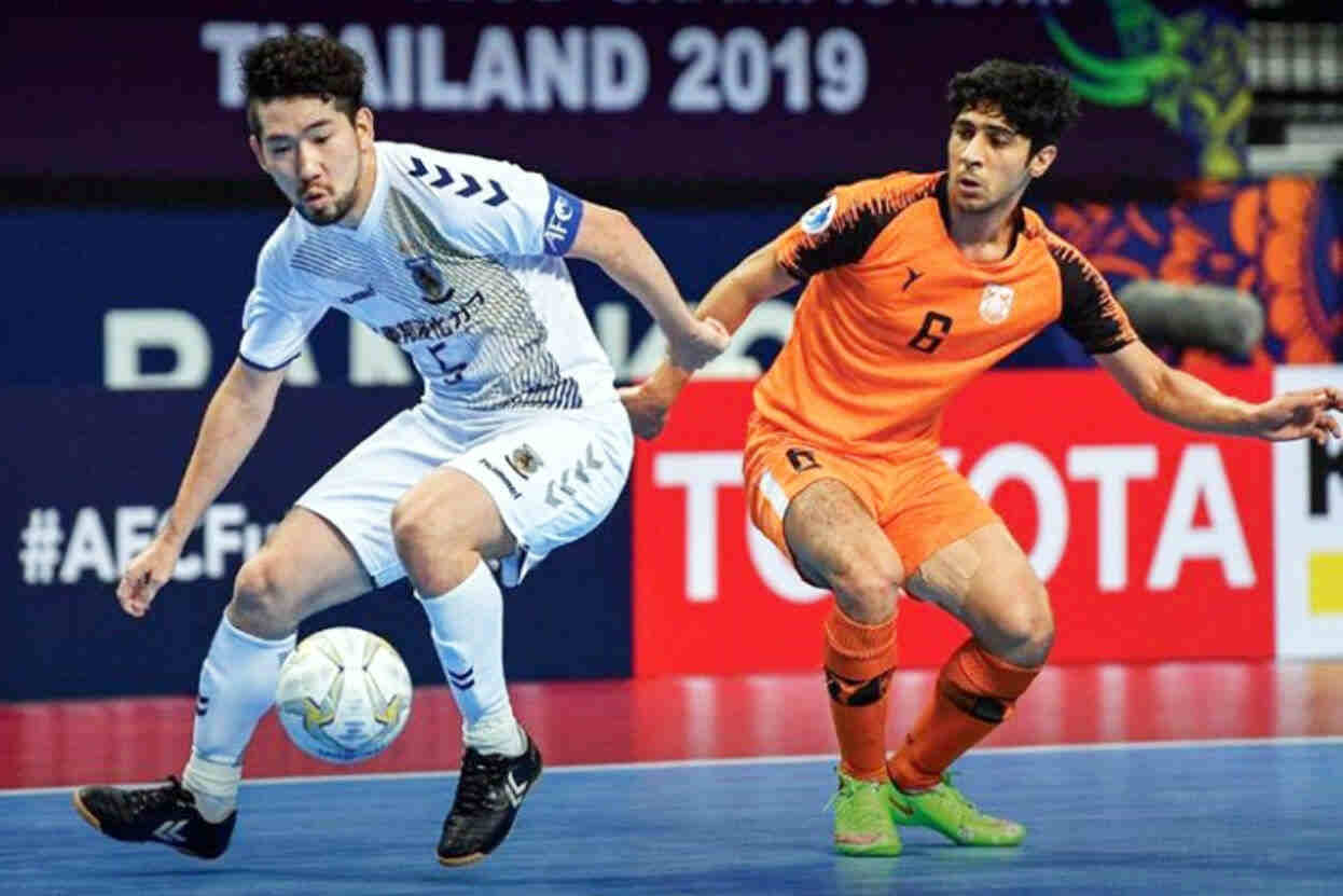 مس سونگون نائب قهرمان جام باشگاه های آسیا شد