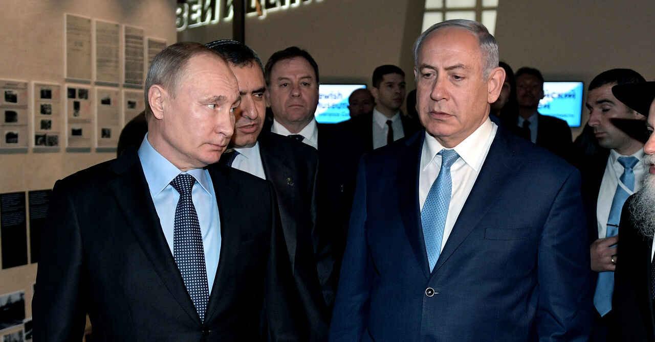 سفر بی نتیجه نتانیاهو به روسیه