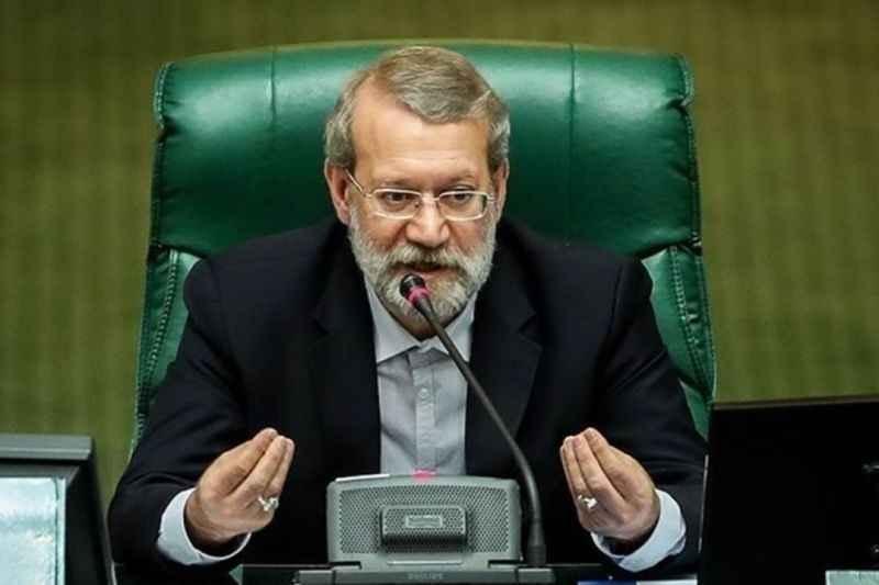 لاریجانی: ارتش در سیل اخیر با تمام وجود به میدان آمد