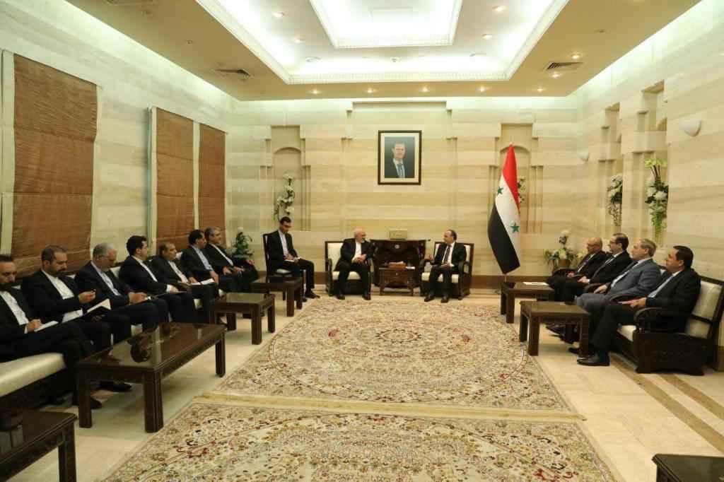 ظریف:جهان وامدار مقاومت ملت سوریه برابر گروه های تروریستی است