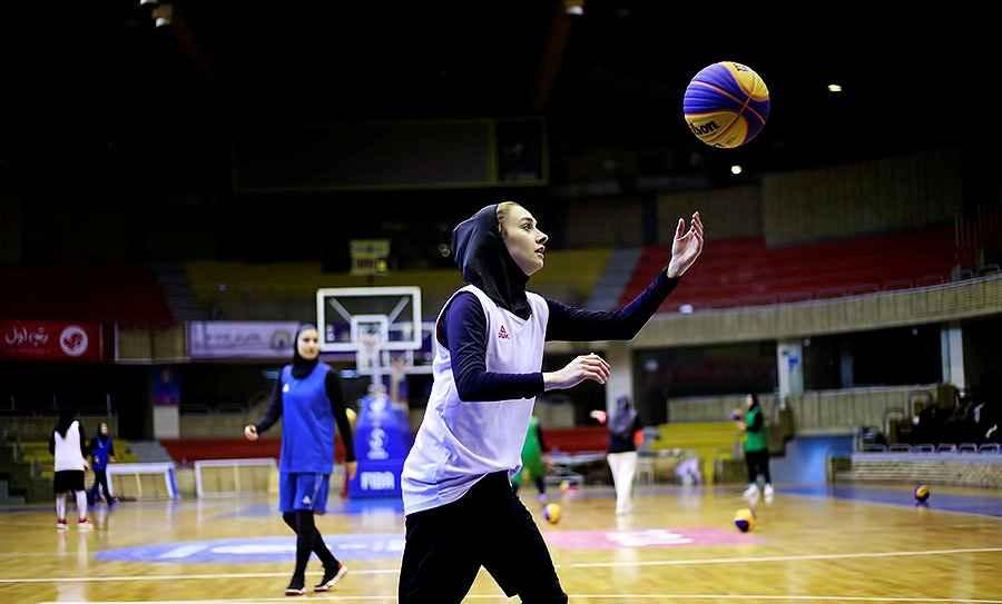 کاپیتان سابق تیم ملی بسکتبال زنان: یک سال به خداحافظی فکر می کردم