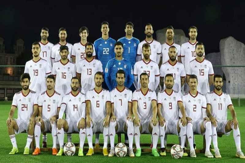 با صعود هفت پلهای ؛ ایران همچنان در صدر فوتبال قاره کهن قرار دارد