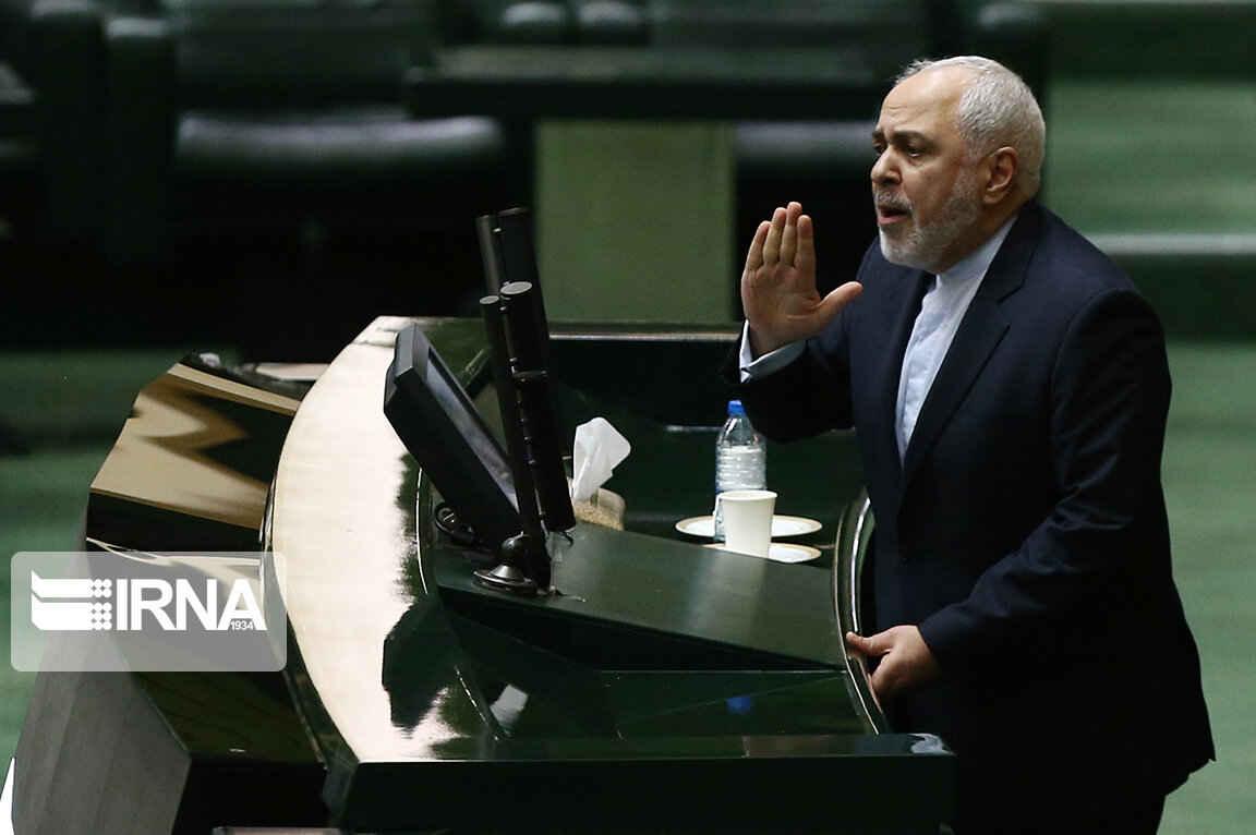 ظریف: وزارت خارجه بیشترین تلاش را برای مقابله با پولشویی انجام داده است