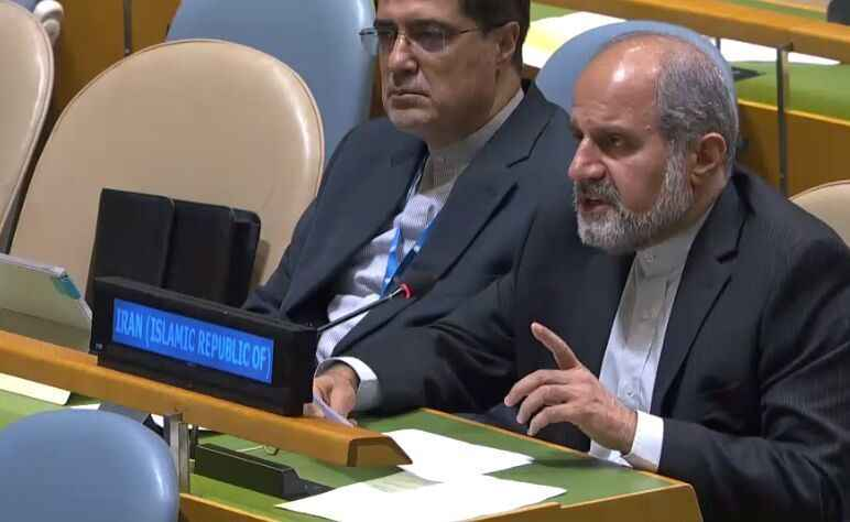 در نشست شورای امنیت؛ ایران یکجانبهگرایی آمریکا را تضعیفکننده نقش زنان در صلح و امنیت دانست