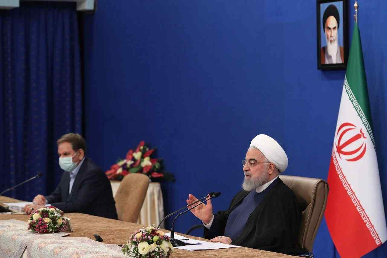 روحانی: ایران تخطی از قطعنامه۲۲۳۱ را نخواهد پذیرفت