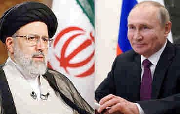در تماس تلفنی روسای جمهوری ایران و روسیه مطرح شد: ابراز امیدواری رییسی و پوتین برای دیدار در آینده نزدیک