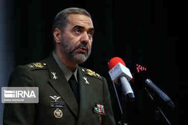 وزیر دفاع: پاسخ دندانشکن به هرگونه اقدام نابخردانه خواهیم داد